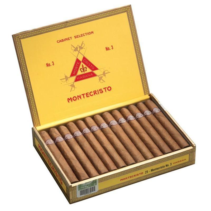 Montecristo No.3 Kiste