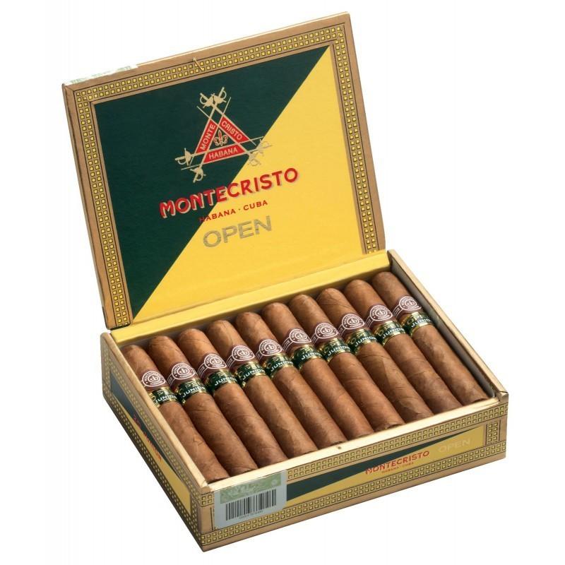 Montecristo Open Junior Kiste
