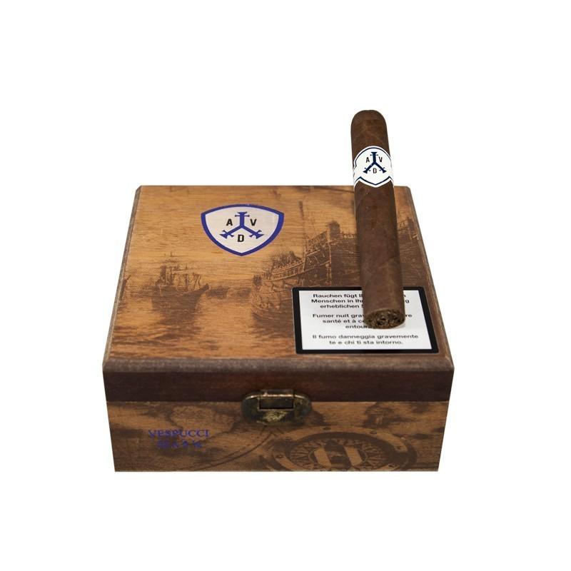 Adventura The Navigator Vespucci Kiste und Zigarre