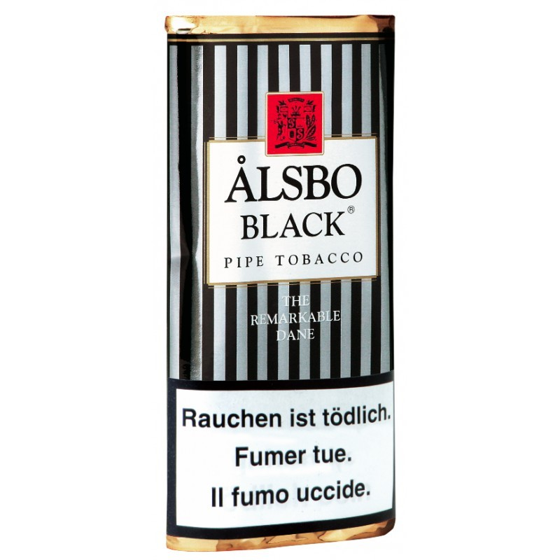 Alsbo Black Pfeifentabak