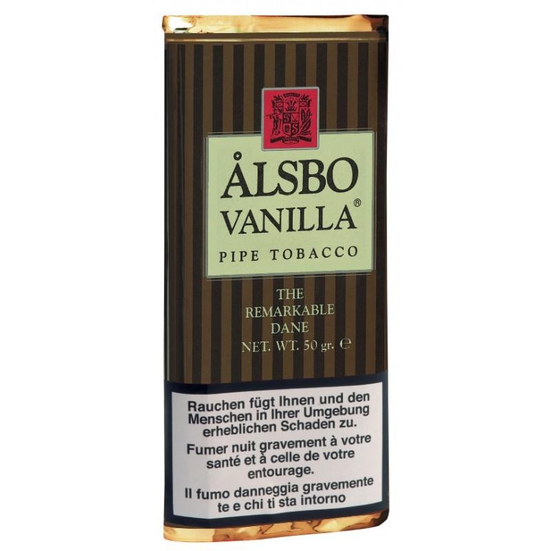 Alsbo Vanilla Pfeifentabak