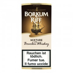 Borkum Riff Bourbon Whiskey Pfeifentabak