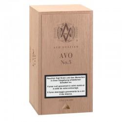 AVO Classic No. 5 Kiste