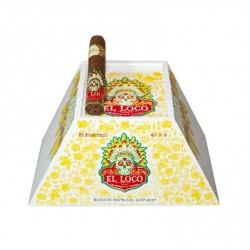 Adventura El Loco El Huérfano Kiste und Zigarre