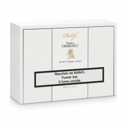 Davidoff WSC Petit Corona Kiste