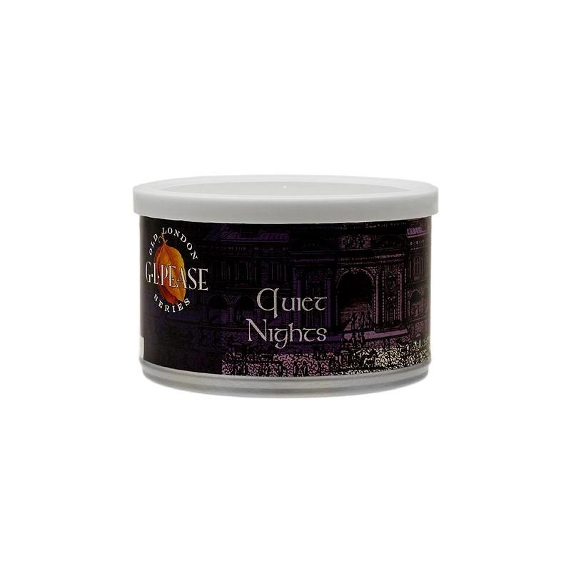 G. L. Pease Quiet Nights Pfeifentabak