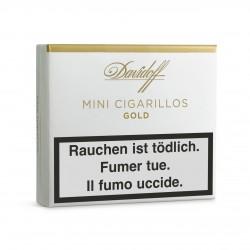 Davidoff Mini Cigarillos Gold Etui