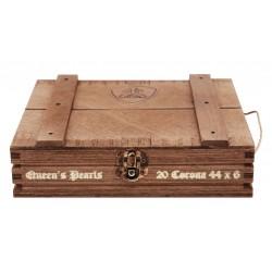 Adventura Queens Pearls Corona Kiste