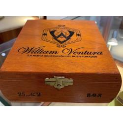 William Ventura No. 2 8-9-8 Kiste
