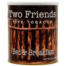 Two Friends Bed & Breakfast Pfeifentabak