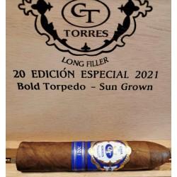 Casa de Torres Bold Torpedo Limited Edition 2021 Kiste