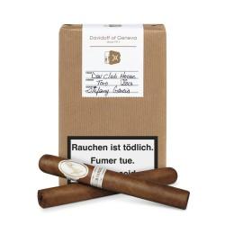 Davidoff Clubhouse Master Edition 2021 Kiste mit Zigarren davor