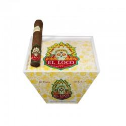 Adventura El Loco El Viudo Kiste und Zigarre