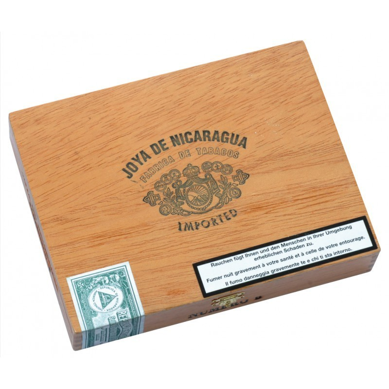 Joya de Nicaragua Clasico No.6 Kiste