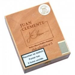 Juan Clemente Club Selection No.3 Kiste