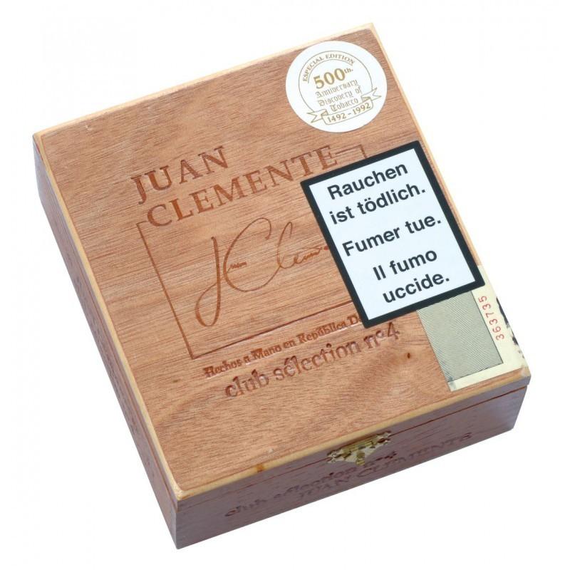 Juan Clemente Club Selection No.4 Kiste