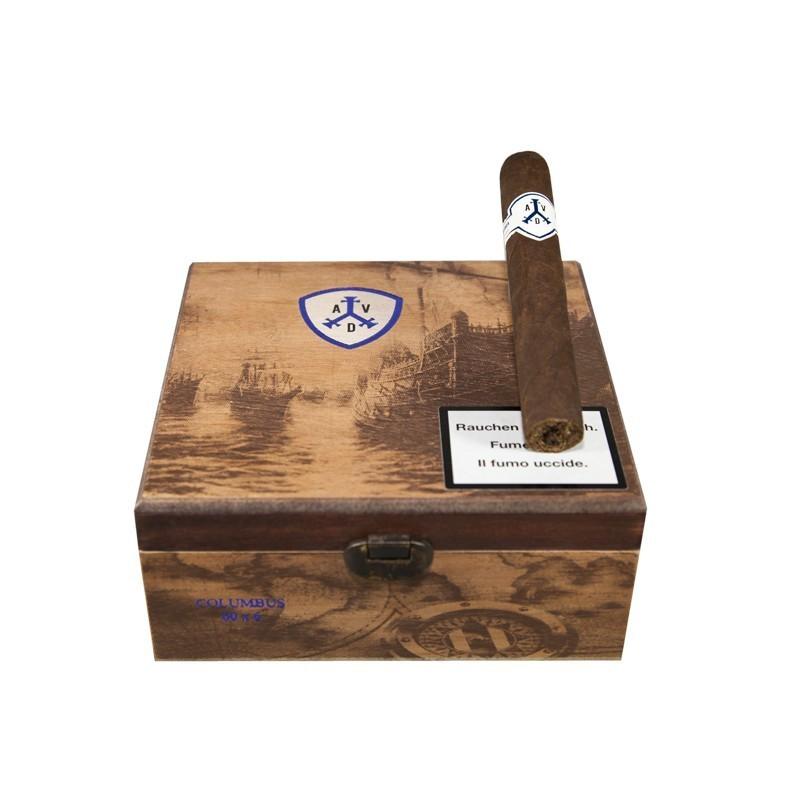 Adventura The Navigator Columbus Kiste und Zigarre